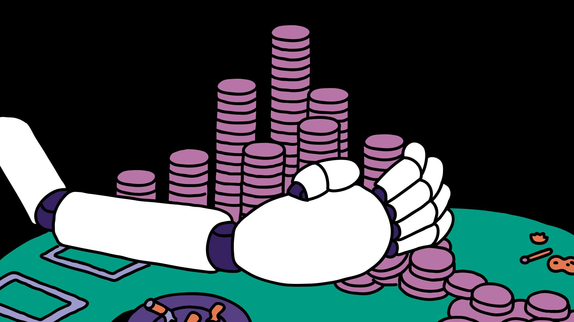 人工智慧是否會取代線上撲克